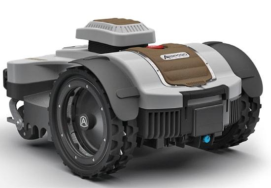Robot rasaerba senza filo perimetrale